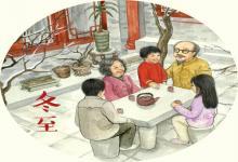 冬至应该吃什么补身体 传统冬至习俗食物!(图文)