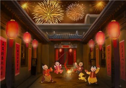 农历正月是不是大月有没有三十,2020年春节不宜出行吗?(图文)
