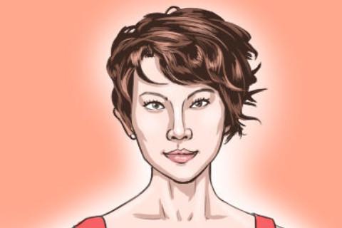 导致女人容易中年丧夫的面相特征