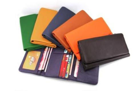 钱包颜色和财运的关系