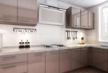 厨房橱柜的风水禁忌颜色
