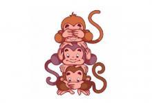 不同年份的属猴人办公室布局