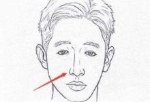 鼻子不正的面相分析