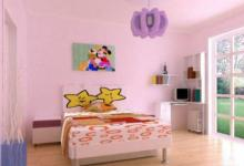 最适合儿童卧室的五种颜色