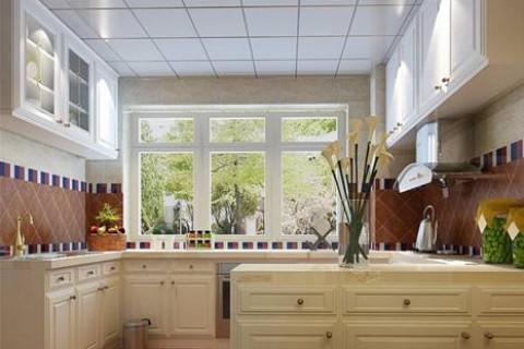 厨房的布置风水禁忌