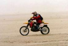 梦见骑摩托车