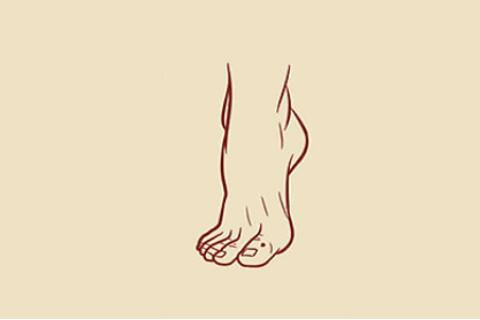 女人脚相分析命运性格