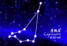 新历1月16日出生的人是什么星座