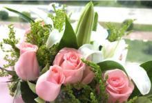 梦见别人送花给我