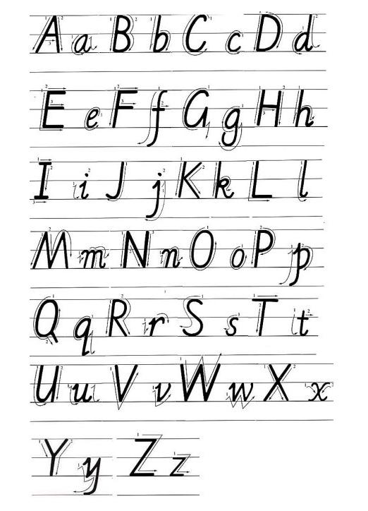 八字笔画顺序怎么写:在八字中是六笔画的字有哪些?