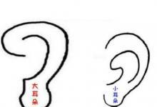 耳朵大面相有福气吗?