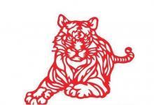属虎的吉祥物是什么?