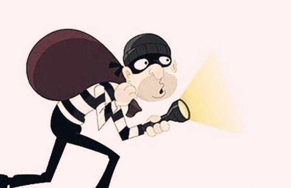 小偷八字特征