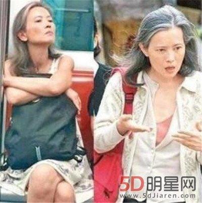 蓝洁瑛八字命理分析 年轻时候也是香港纯天然的美女无可挑剔