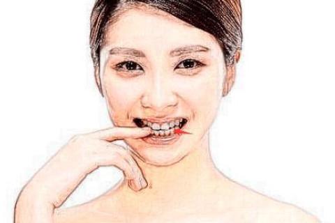 看牙齿面相运势分析