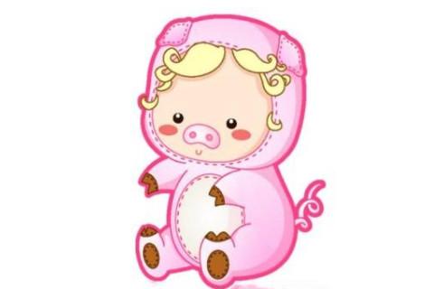 属猪女孩子出生最佳时辰