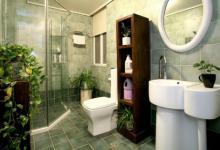 洗手间的风水讲究有哪些?