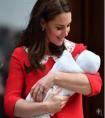 命理点评:凯特又生了一个富贵小王子