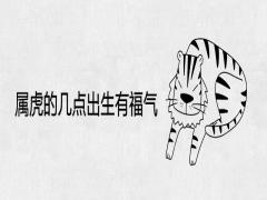 属虎的几点出生有福气
