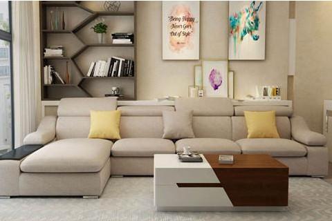客厅沙发摆设最佳风水