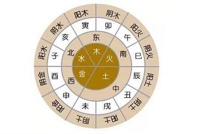 八字五行专业排盘分析,五行对八字的作用