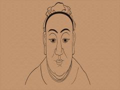 男人额头凹陷预示什么最苦命的四种面相
