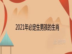2021年必定生男孩的生肖生男生女清宫表