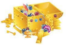 梦见金银财宝代表什么意思?