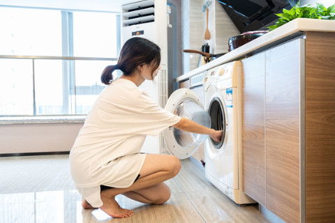 梦见洗衣服是什么预兆?