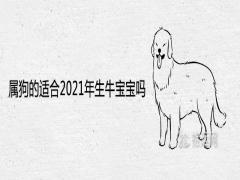 属狗的适合2021年生牛宝宝吗最忌生什么属相宝宝