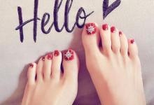 从脚趾看女生性格