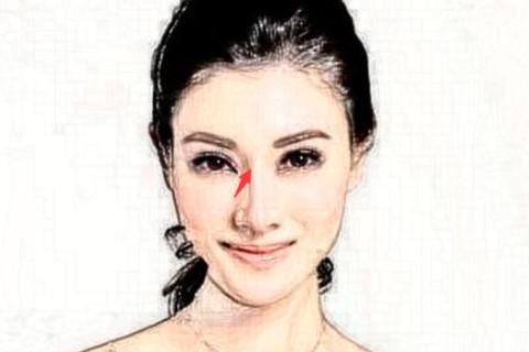 鼻梁窄女人面相代表了什么?