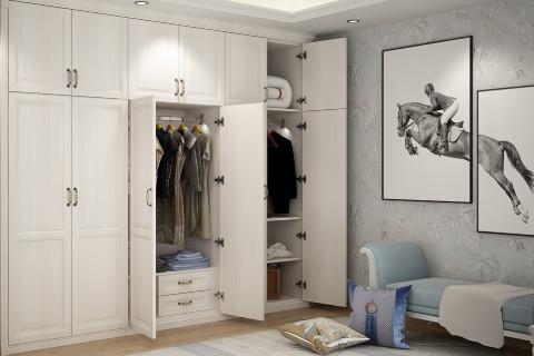主卧一进门就是衣柜风水如何