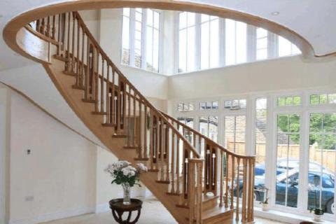 楼梯最佳风水方位