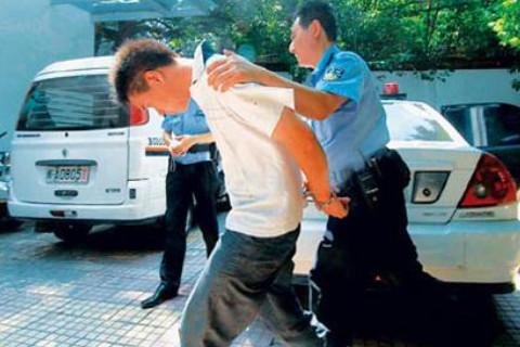 梦见男朋友被警察抓了