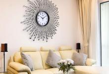 客厅如何摆放时钟风水好?