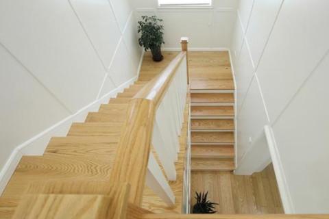 楼梯的最佳风水方位图