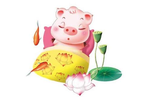 农历十月出生的属猪命好?