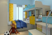 儿童房风水布置注意事项