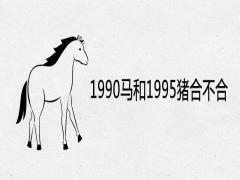 1990马和1995猪合不合